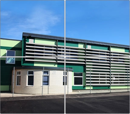 Newstead Wood School For Girls Johnson Design Partnership