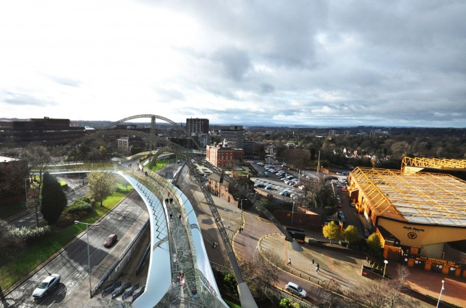 Regeneration Project, Wolverhampton Bridge