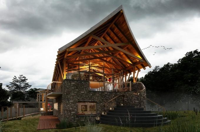 Shropshire Eco House