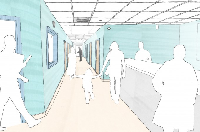 New Paediatric Ward for NHS Trust