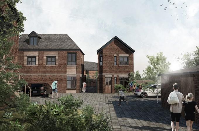 Shropshire Residential Development
